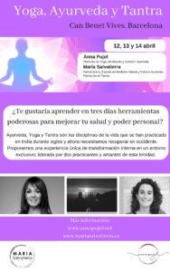 Retiro de Yoga, Ayurveda & Tantra @ Can Benet Vives